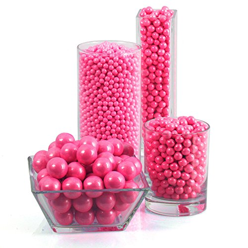 Round Party Candy Kit - Pink