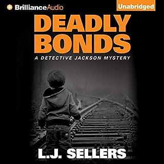 Deadly Bonds audiobook cover art