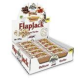 AMIX - Barritas de Proteínas - Flap Jack Oat en Formato de 30 x 120 g - Aporte de Energía Duradera - Mejoran el Rendimiento Deportivo - Con Sabor a Yogur