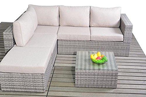 furniturestop.co.uk Rústico pequeño rincón sofá Conjunto, Mano Izquierda