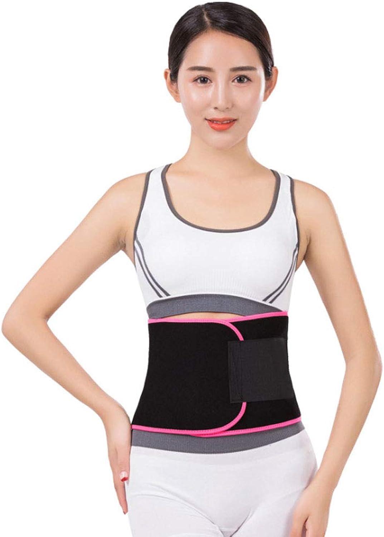 Back Waist Support Belt, Health Waist Fitness Wicking Sports Belt, Injury Prevention, Waist Back Abdomen Belt, Abdominal Support,L