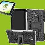 Hybrid Case für Huawei Tablet Tasche Hülle Etui Outdoor