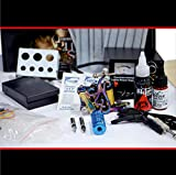 """Tattoo Gizmo™ Learner's Body Tattoo Kit, A complete Tattoo Kit for Beginners.""""GET SET"""