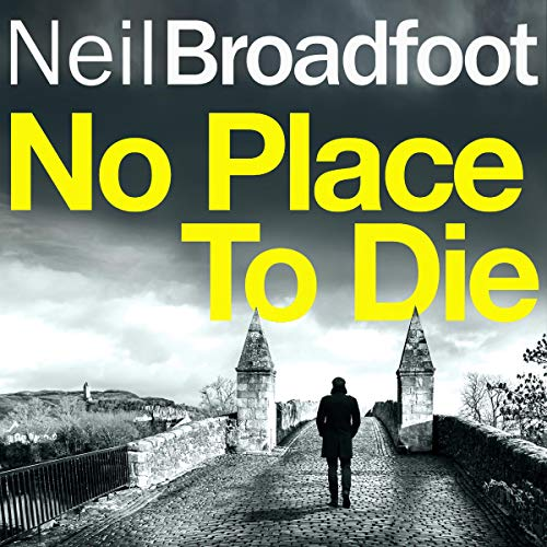 No Place to Die cover art