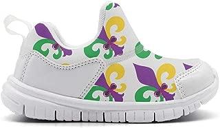 Boys Girls Casual Slip-On Shoe Tribal Chevron Aztec Sneakers(Toddler/Little Kid/Big Kid)