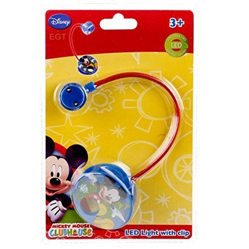 Disney LED Light & Clip (Mickey Mouse)