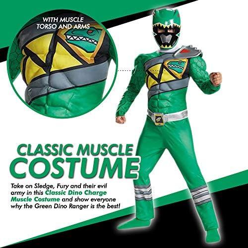 Power rangers mystic force costume _image4