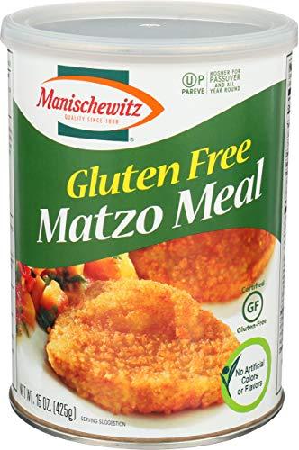Manischewitz Gluten Free Matzo Meal