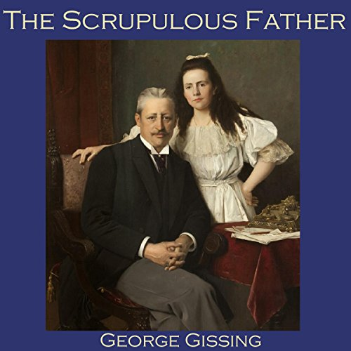 The Scrupulous Father audiobook cover art