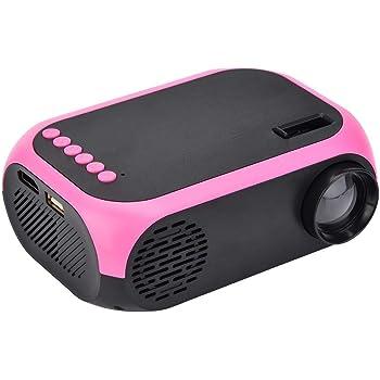 ASHATA Mini Proyector HD,1080P Projector Portátil (16: 9 y 4: 3 ...