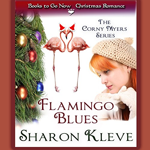 Flamingo Blues audiobook cover art