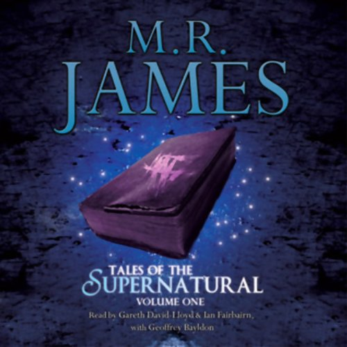 Tales of the Supernatural audiobook cover art