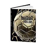 Bouchut – 1 Tageskalender Fußball – September 2020 bis August 2021-12 x 17 cm