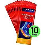 TerraTherm Semelles chauffantes - 10 Paires S, chaufferettes pour Tout Type de...