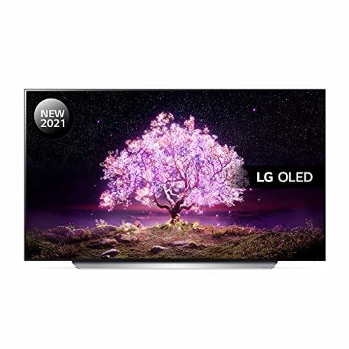 LG OLED77C16LA C1 77 inch 4K Smart OLED TV (2021)