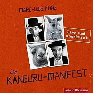 Das Känguru-Manifest Titelbild