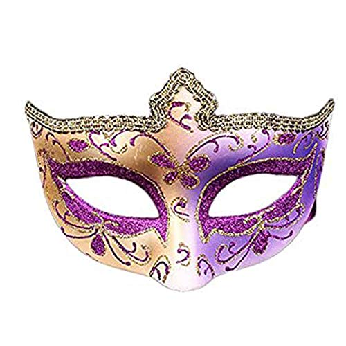 YYMM The Lace Mask, New Creative Masquerade Lace Mask Party, Luxury Women's Lace Masquerade Prom Halloween Carnival Mask Ball, for Everyone
