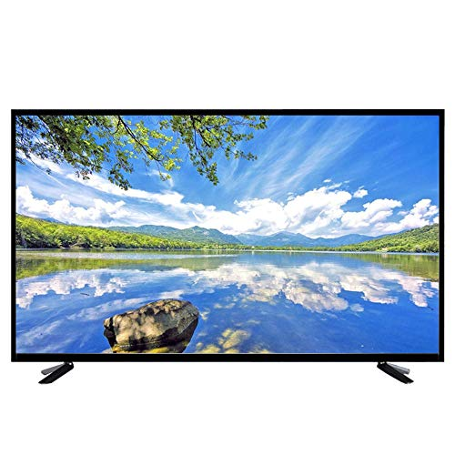 TV LCD TV Inteligente TV de 20 Pulgadas TV de 22 Pulgadas TV Anti-Blue Light Support 4kHDR Diseño de Bisel Estrecho (Size : 22)