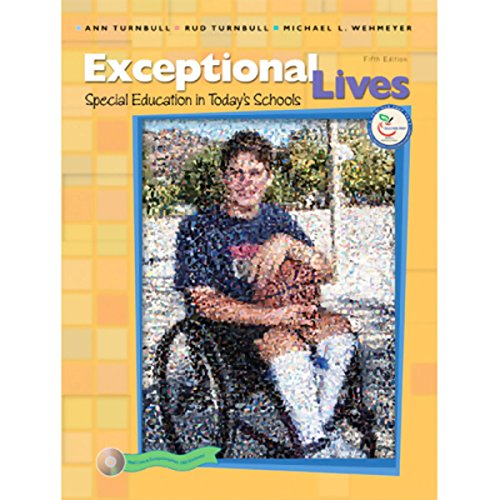 VangoNotes for Exceptional Lives, 5/e audiobook cover art