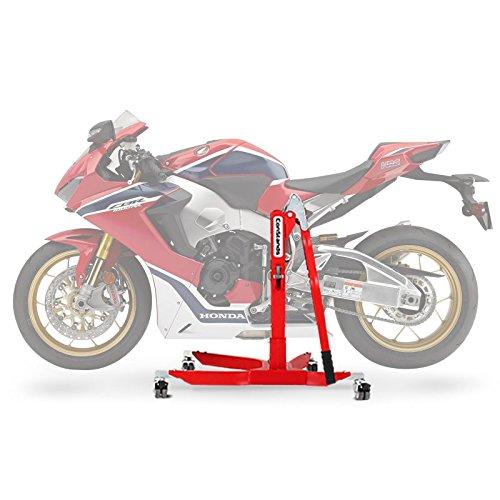 Bequille d'atelier Centrale ConStands Power pour Honda CBR 1000 RR Fireblade SP-2 17-18 Rouge