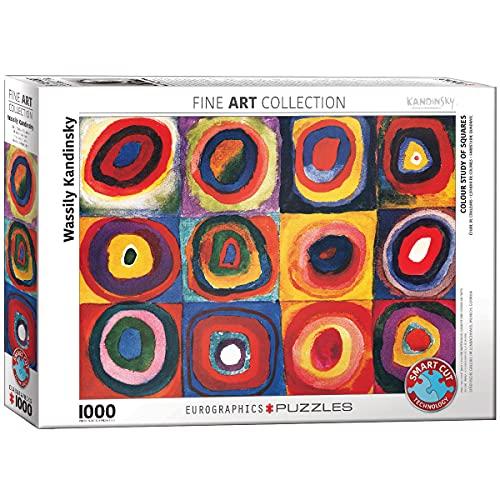 Piazze dello studio di Kandinsky