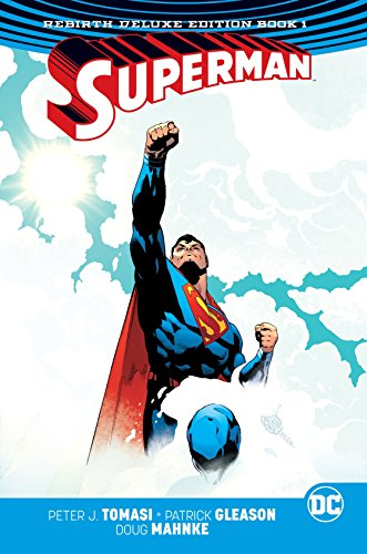 Superman HC Vol 1 & 2 Deluxe Edition (Rebirth)