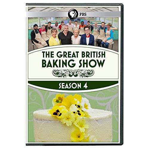 Great British Baking Show Season 4 DVD