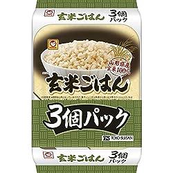 マルちゃん 玄米ごはん 3P