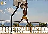 Basketball Action (Wandkalender 2020 DIN A2 quer)