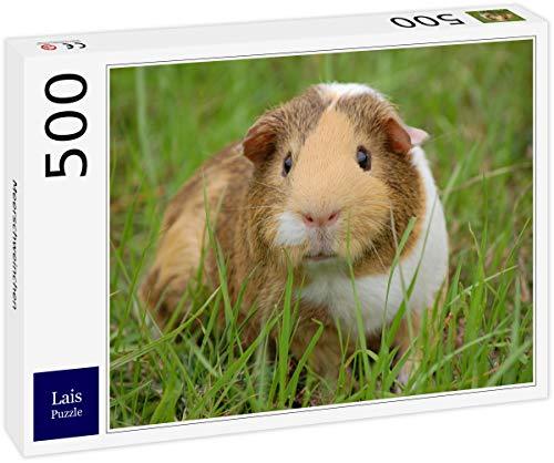 Lais Puzzle Meerschweinchen 500 Teile