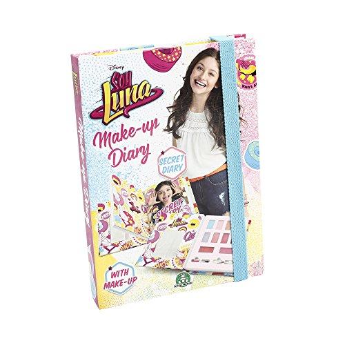 Giochi Preziosi Soy Luna MakeUp Diary per Bambini, YLU05001