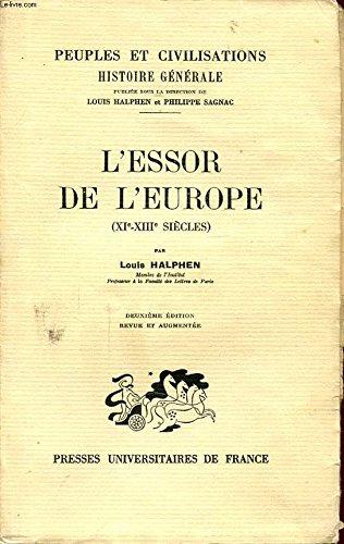 L ESSOR DE L EUROPE XI-XIII SIECLES