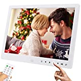 Best Digital Photo Frames - Digital Photo Frames, UCMDA 15.4 Inch Smart Electronic Review