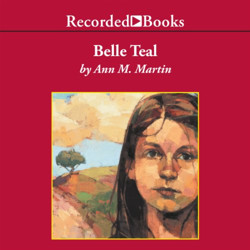 Belle Teal audiobook cover art