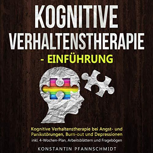 Kognitive Verhaltenstherapie - Einführung Titelbild