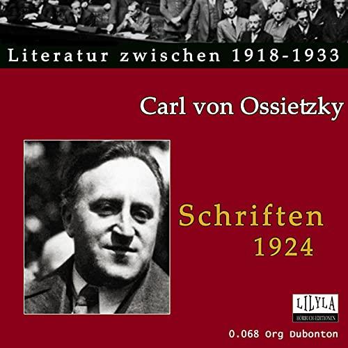 Schriften 1924