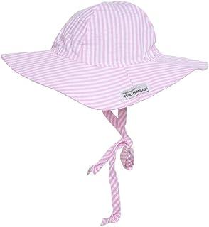 Flap Happy Baby Floppy Sun Hat UPF 50+, Highest Certified UV Sun Protection, Azo-free dye