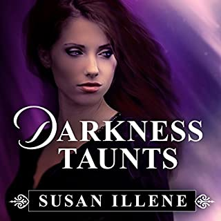 Darkness Taunts audiobook cover art