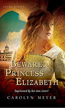 Paperback Beware, Princess Elizabeth Book