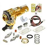 Maxx Model CNCアルミ HOP-UPチャンバー ME - PRO (Dual UV LEDトレーサーユニット付属/STD M4 AEG対応)