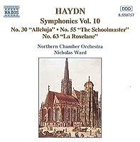 Symphonies 30 55 & 63