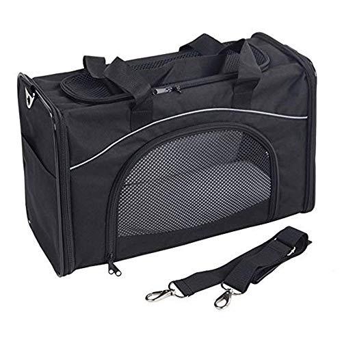 GBY Pet bag, kan worden gebruikt met draagbare kitten en puppy tas, comfortabel en ademend uit huisdier tas, 47 * 24 * 31cm