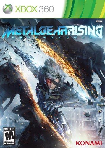 Konami Metal Gear Rising Revengeance - Juego (Xbox 360, Acción / Lucha, M (Maduro))