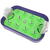 BROILLIANNT 2020 Mini Juego de Mesa de fútbol de Mesa, Mini Juguete de fútbol de Mesa, Tiro de Mesa de fútbol intelecto, Juguete de fútbol de Escritorio, Juego de Mesa de Regalo para niños
