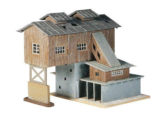 Faller - Edificio Industrial de modelismo ferroviario N