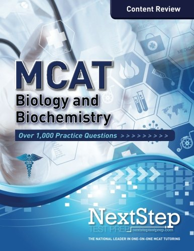 MCAT Biology and Biochemistry: Content Review for the Revised MCAT