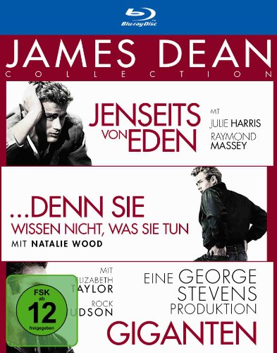 James Dean Collection [Blu-ray]