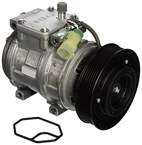 Denso 471-1348 New Compressor with Clutch