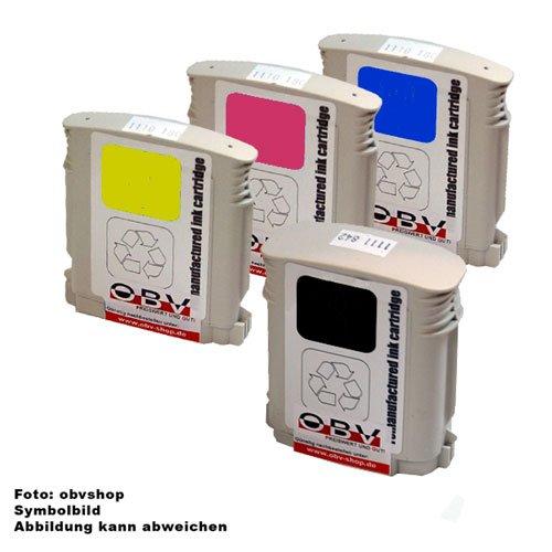 4X OBV Tintenpatrone kompatibel mit HP Officejet Pro K8600 K8600dn K5300 K5400 K5400dtn K550dtn L7480 L7580 L7590 L7680 L7780 u.a. ersetzt HP 88XL
