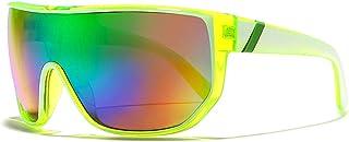 Polarized Sunglasses for Men Women Square Frame Steampunk Sunglasses UV Protection